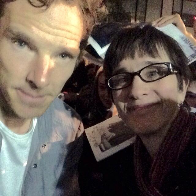 Benedict Cumberbatch and Me